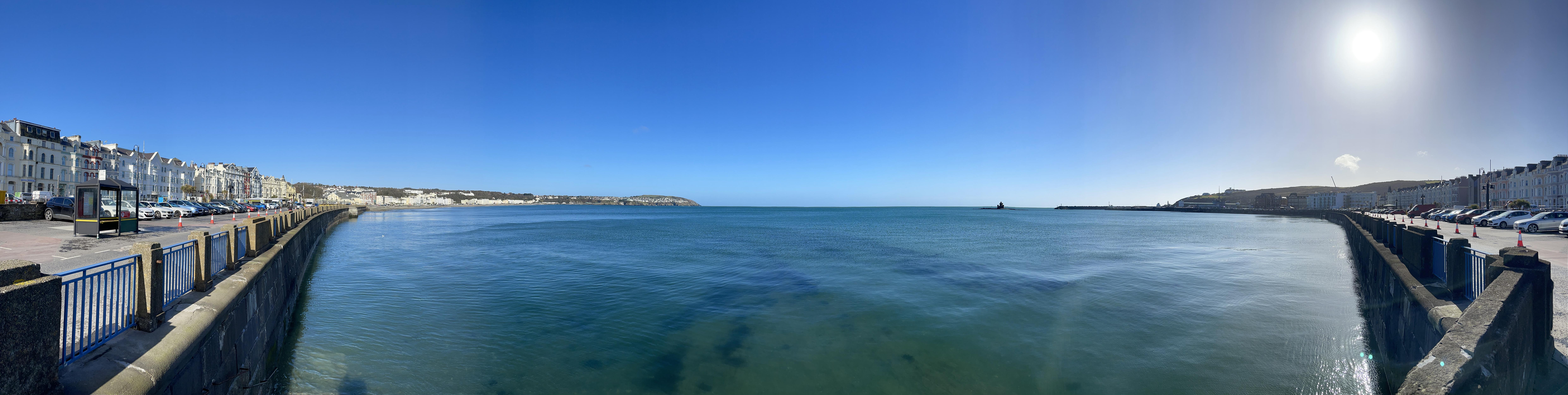 Douglas Promenade Bay